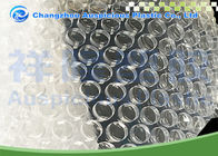 Colored Shockproof Air Bubble Plastic Rolls , Foam Packaging Bubble Packing Sheet