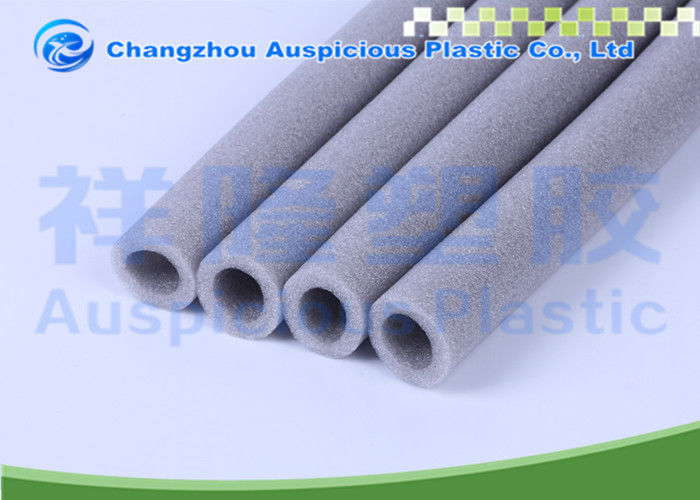 Thermal Protection Foam Pipe Insulation For Hot / Cold Water Energy Saving