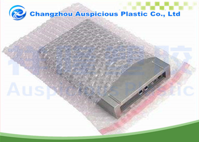 Low Density Air Bubble Film Roll , Polyethylene Foam Air Bubble Bag For Package